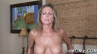 mature slut sucks and rides