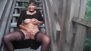 my slut wanted to get drilled on an out-look