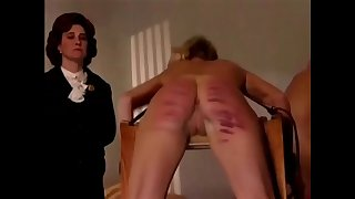 pain for renata - 3 girls severely caned