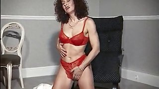 what is love? - vintage british mature striptease